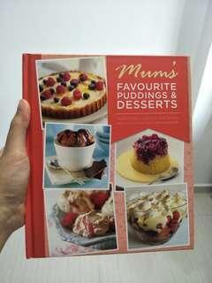 Baking Desserts Book
