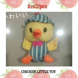 LITTLE CHICKEN TOY