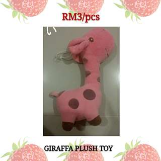 GIRAFFA PLUSH TOY