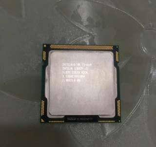 Intel® Core™ i5-660 CPU,4M Cache, 3.33 GHz
