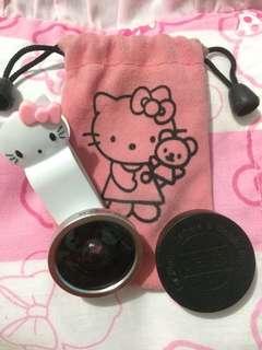 Digital Camera And Mobile Phone Hello Kitty Lense
