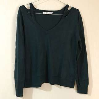 Zara Top Knitwear