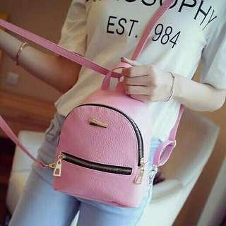Fashion Mini Backpack (Thin)