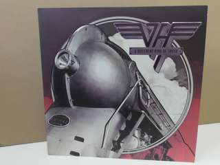 Van Halen Different Kind of Truth vinyl record 2LP