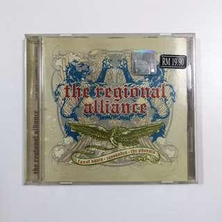 Various Artists 'The Regional Alliance' CD