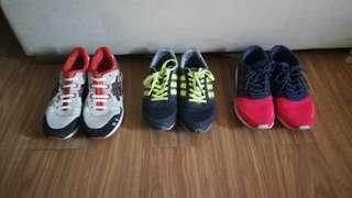 Pre-loved kicks
