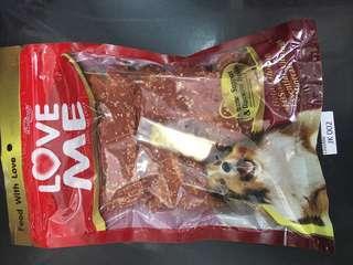 Love Me Dog Treats 400gm