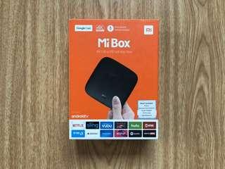 XiaoMi Mi Box 4K Ultra HD set-top box