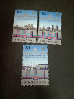 Singapore Stamps Public Utilities Board