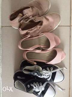 Shoes bundle for girls
