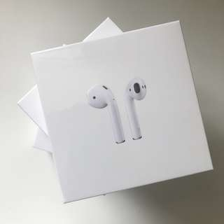 Rush New Apple Airpods Bluetooth Headset