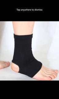 Ankle Support!