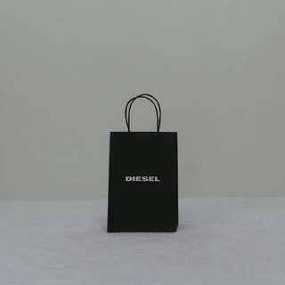 Diesel Paper Bag