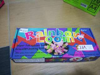 rainbow loom super fun rubber band bracelet making kit