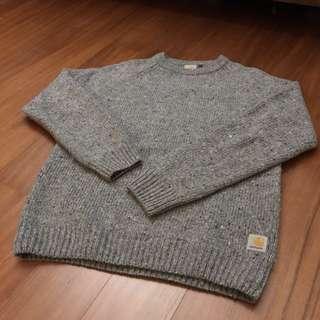 Carhartt Anglistic sweater 毛衣