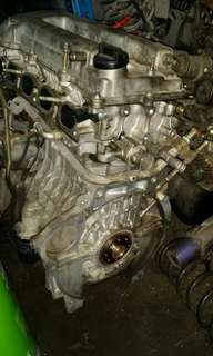 Used engine wish lajen 2003-2008