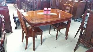 花梨木桌椅