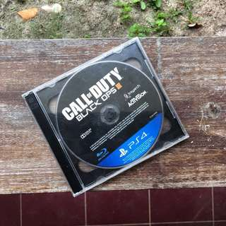 Call Of Duty Black Ops III PS4