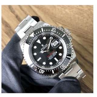 ROLEX 126600 單紅 現貨