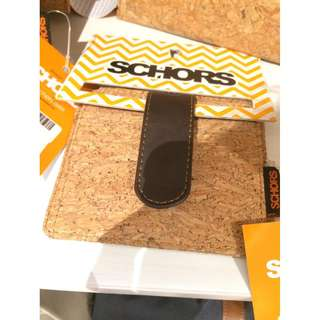 SCHORS Card Holder - original new with tag