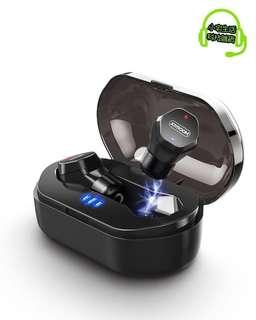 一款真真正正可以聽住歌或煲電話粥沖涼的防水無線觸控藍芽耳機! Wireless Bluetooth earphone
