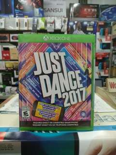 🆕 Xbox One Just Dance 2017