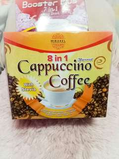 8 in 1 CAPPUCCINO COFFEE