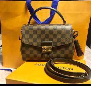 Louis Vuitton Croisette Auth New