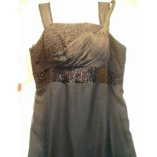 Black Gown for Sale