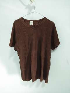 Brown T-Shirt / FREEONGKIR JABODETABEK