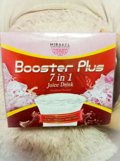 booster Plus Guyabano Flavored 7in1 Juice Drink