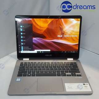ASUS VIVOBOOK FLIP TP401CA - EC030T [FACTORY REFRESHED] [PC Dreams Outlet]