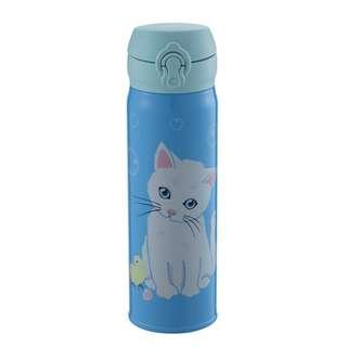 星巴克 x Paul & Joe 限量聯名商品_PJ CAT隨身瓶