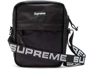 Supreme SS18 Shoulder Bag (Authentic)