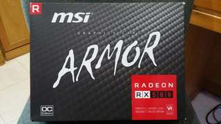 MSI Armor RX580 4GB (RX 580)