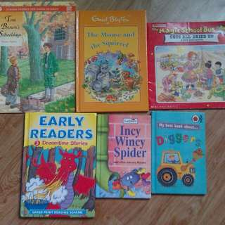 (Inc Pos) Story Books