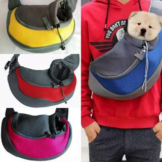 Pet Breathable Harness Sling Carrier