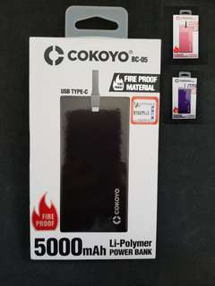 COKOYO BC05 (5000mAh Power Bank)