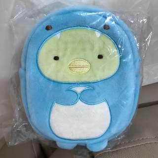 日本景品 角落生物 可愛 企鵝 儲物袋