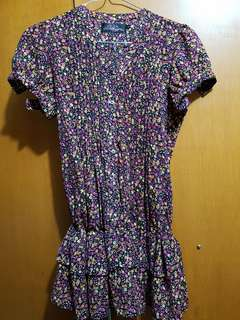 Pre-loved: Lee floral blouse