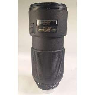 Nikon AF Zoom-Nikkor 80-200mm f/2.8D ED 小黑二 (NL018)