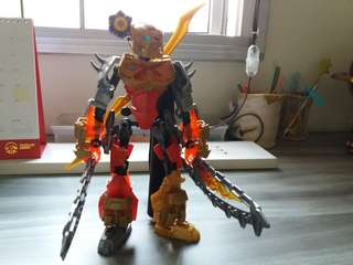 Fire byonicle