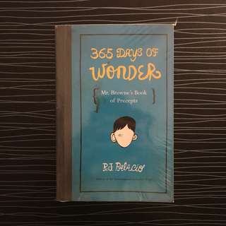 365 Days of Wonder - 20% Off