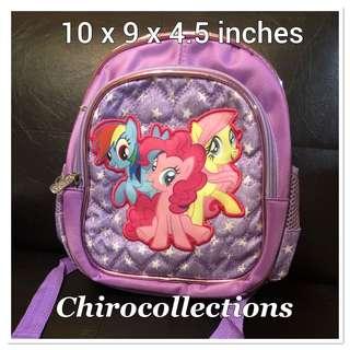 My Little Pony Backpack Purple