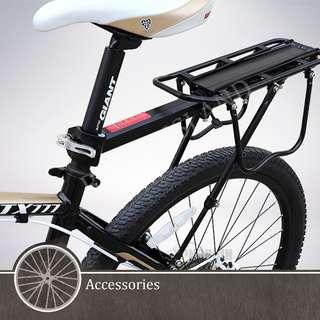 Bicycle Pannier Rack