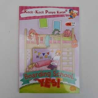KKPK : Boarding School YES