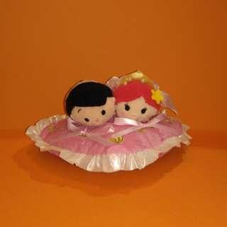 """Disney """"Tsum Tsum"""" Wedding Doll - Ariel"""