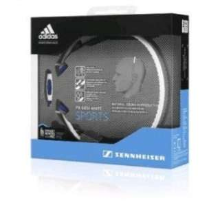 Sennheiser PX 685i Sports Headset with In-Line Remote & Microphone ( iOS ) - White