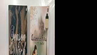Jual Murah! 2 Novel Populer