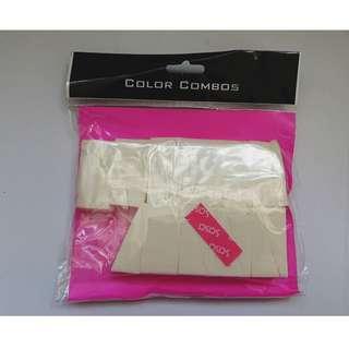 100&新_COLOR COMBOS 21塊三角形化妝海綿